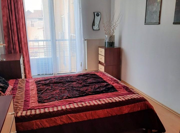 9.District,Close to Semmelweis University & Corvin-Plaza, 1 room+Living room